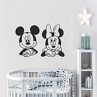 """Наклейка для детской комнаты """"Микки Маус"""""""
