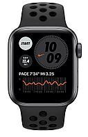 Смарт-часы Apple Watch Nike SE, 40mm, Space Gray-Anthracite/Black