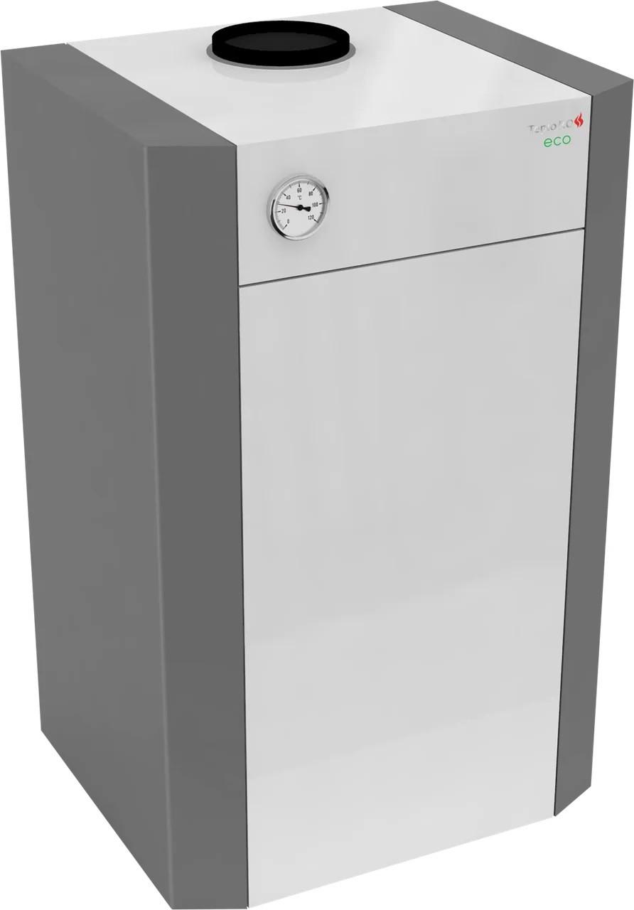 Напольный газовый котел ТеплоРосс КСГВ - 25 КТ ЭКО (+ГВС)
