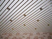 Реечные системы Итальянского дизайна с открытыми стыками АЛБЕС