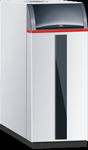 Напольный газовый котелWARMIC FGB 25, фото 2