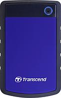 """HDD 2 Tb TRANSCEND S-ATA, 2,5"""" Storejet, USB 3.0 TS2TSJ25H3B"""