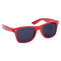 """Очки солнцезащитные """"Classic"""", UV 401, Красный, -, 343950 08"""