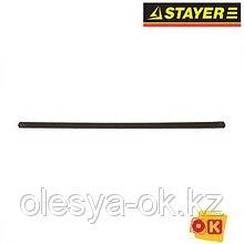 Полотна (150 мм; 10 шт) для мини-ножовки по металлу  STAYER MASTER