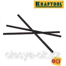 Полотно 3 шт. (150 мм; 10 зубьев/см) по металлу для мини-ножовки KRAFTOOL 15653-M-S3
