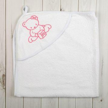 Уголок детский для девочки, размер 120 х 120 см, цвет белый