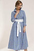 Женское летнее хлопковое платье Lyushe 2664 44р.