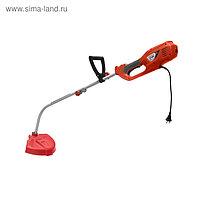 Триммер Парма ЭТ-1200, электрический, 1000 Вт, 10000 об/мин, разборная штанга, ремень