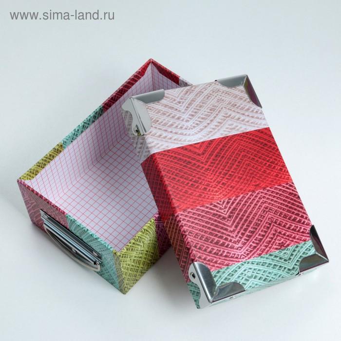 Набор коробок 10 в 1, 37,5 х 29 х 16 - 19 х 13 х 7,5 см - фото 3