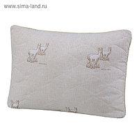 Подушка «Шерсть Альпаки», размер 70 × 70 см, искусственный тик