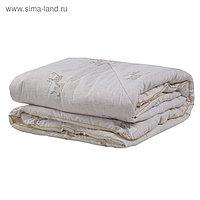 Одеяло «Шерсть Альпаки», размер 140 х 205 см, искусственный тик