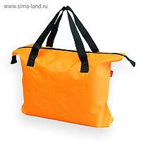 Сумка-тоут Tplus, оксфорд 240, оранжевый (T007171)
