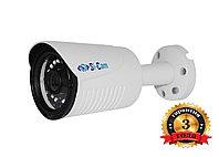 IP камера Sicam SC-AE501F IR 20fps, детектор движения, PoE, микрофон, тревожный вход/выход, 4G Подогрев