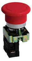 """Кнопки типа """"Грибок"""" применяются в электрических цепях переменного тока частотой 50/60 Гц с напряжением до 660"""