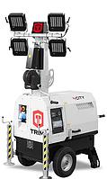 Дизельная осветительная башня TRIME X-CITY 4X160W LED (5,5м)