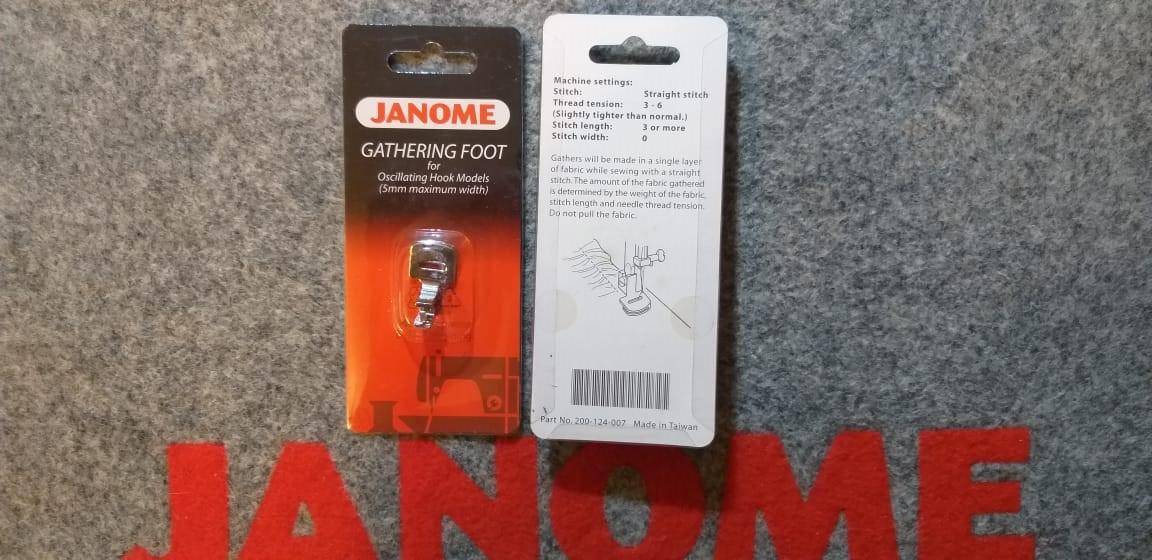 Лапка для присбаривания Janome без механизма