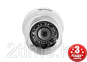 Si-Cam SC-AE504V IR Купольная внутренняя IP видеокамера (5Mpx, 2592*1904, 20к/с, DWDR, 3DNR)