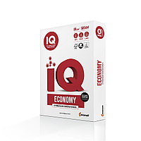 Бумага IQ Economy формат A4, 80г / м2, 500л,CIE 143%, класс С