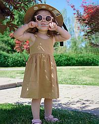 Летнее платье для девочек
