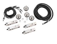 Весовой комплект 4D для весов на 4-х датчиках для любых платформ