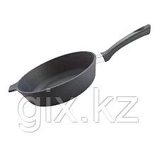Сковорода 240х60 с бакелитовой ручкой