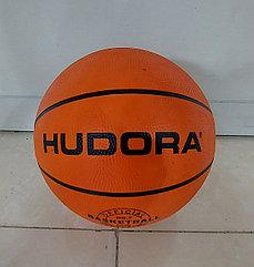 Качественный баскетбольный мяч Hudora. Kaspi RED. Рассрочка