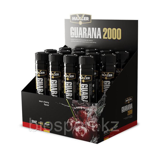 Maxler Guarana 2000 14x25 ml