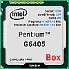 Pentium G6405, Box