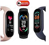 Браслет здоровья Smart Band M6 давления, пульса и кислорода в крови., фото 5