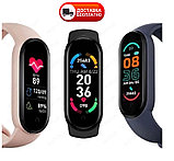 Фитнес браслет Smart Band M6 с измерением давления, пульса и кислорода в крови., фото 4