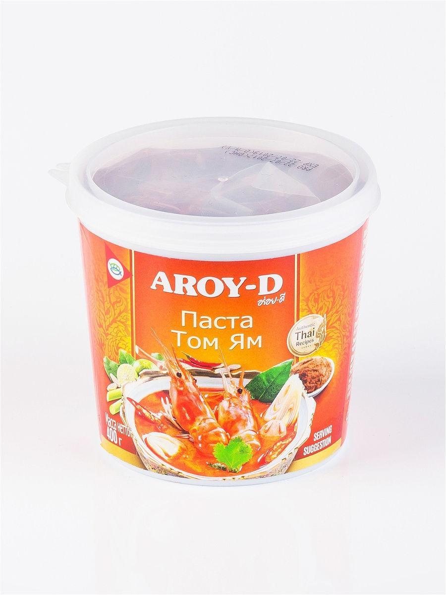 Паста Том Ям , AROY-D ,1 кг