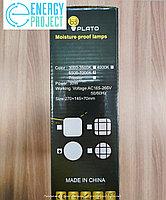 Светильник LED НПП 30W круг белый с датчиком PLATO, фото 8