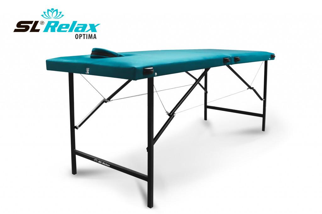 Массажный стол складной Optima SLR-8 - фото 1
