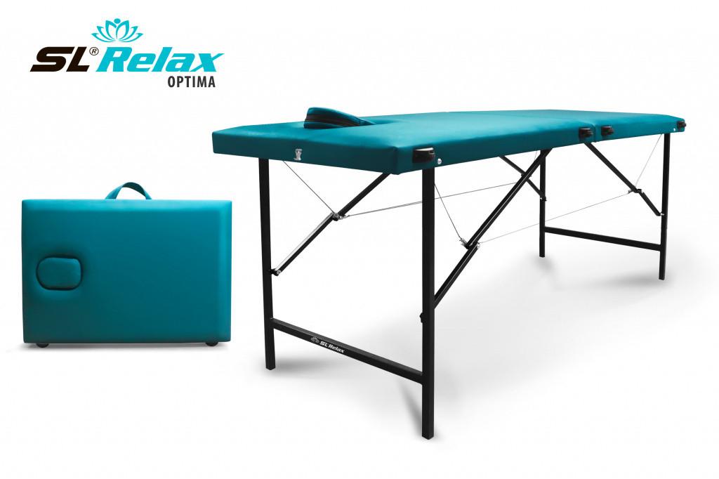 Массажный стол складной Optima SLR-8 - фото 2