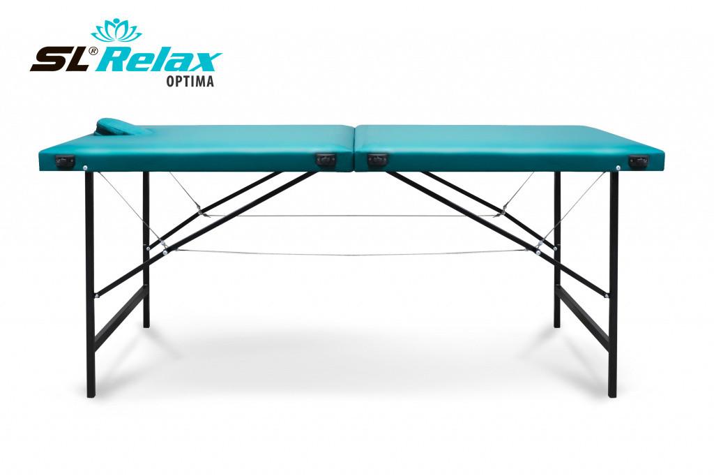 Массажный стол складной Optima SLR-8 - фото 3