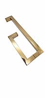 Ручка полотенцесушитель DG-6 |400*200мм.| FGD-114TP | Золотая