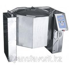 Котел пищеварочный ABAT КПЭМ-250 О опрокидываемый с автоматическим приводом