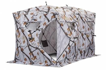 Палатка Дубль утеплённая 360×180×210