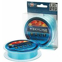 """Леска """"Sprut"""" SKYLINE Fluorocarbon Composition Evo Tech PRO (Blue/0,285mm/7,85kg/100m) tr-232180"""