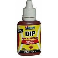 Аттрактант зимний DELFI DIP WINTER GEL BREAM-ROACH (лещ, плотва, аромат подсолнух, 20 мл) tr-245653