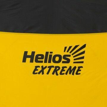 Палатка зимняя КУБ EXTREME 1,5х1,5 v2.0 (широкий вход) Helios 171395 - фото 3