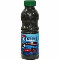 Прикормка зимняя DELFI ICE FISH Tornado (карась; червь + мотыль, черная, 500 мл) (DFG-504BL) tr-218612
