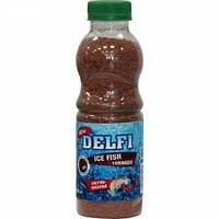 Прикормка зимняя DELFI ICE FISH Tornado (окунь + плотва; гаммарус + мотыль, красная, 500 мл) DFG-506 tr-218626