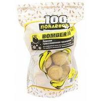 Прикормка зимняя BOMBER Лещ 100 Поклевок (1уп. -20шт) (BMB-010) tr-156611