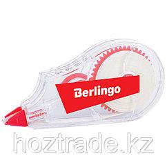 Корректирующая лента Berlingo, 5мм*12м, блистер, европодвес