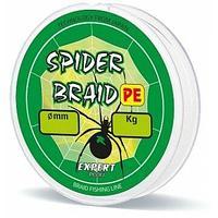 Леска плетеная Expert Spider 130m зеленый (0,50мм / 65,00кг) SpiGr130050 tr-228280