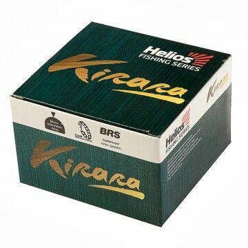 Катушка KIRARA фидер 3000F 1 подшип + зап.шпуля Helios (HS-FBT-K3000F-S) tr-248135 - фото 6
