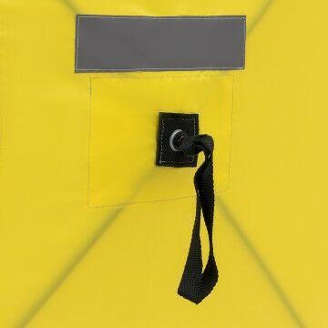 Палатка зимняя куб 1,8х1,8 yellow/gray helios (hs-isc-180yg) tr-85084 - фото 4