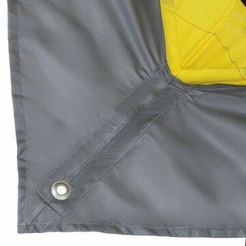 Палатка зимняя куб 1,8х1,8 yellow/gray helios (hs-isc-180yg) tr-85084 - фото 5