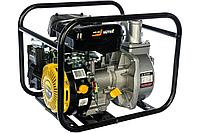 Бензиновая мотопомпа HUTER MP-40 2.8л.с. 18000л/ч мах.глубина: 8м мах.высота: 30м чистая вода
